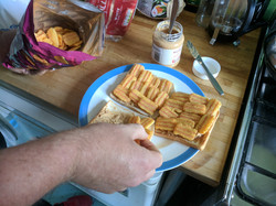 Making The Dish