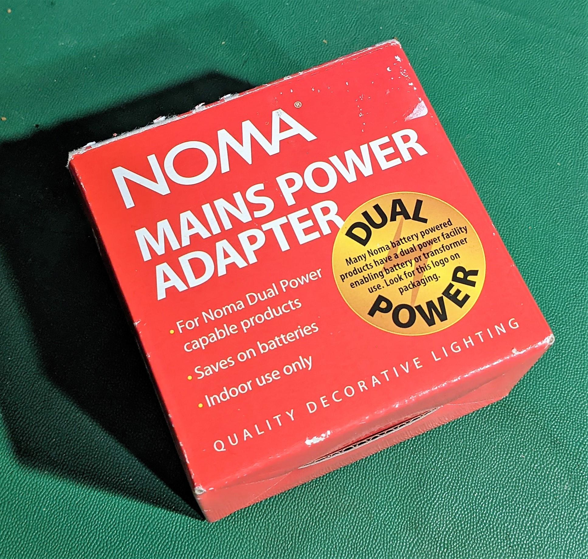 Mains Power Box