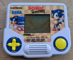 Sonic LCD