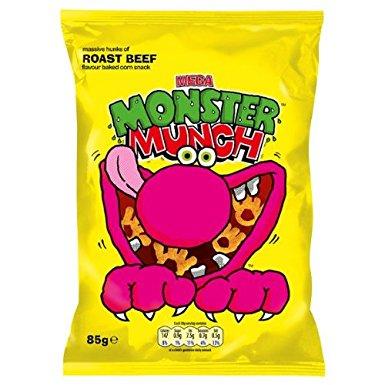 Monster Munch Beef