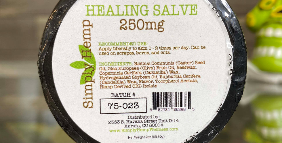 CBD Healing Salve