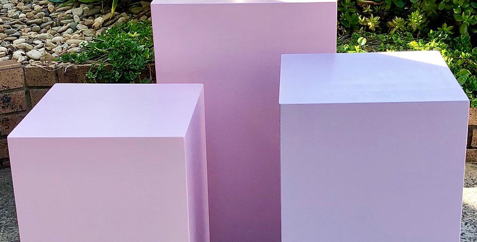 Pink Plinth