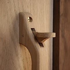 Oak Harrier Latch