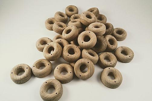 Oak latch parts
