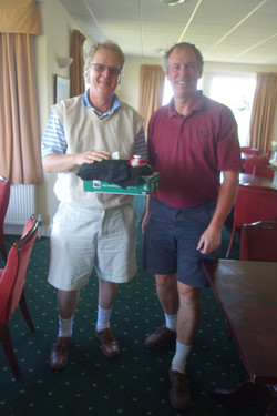 2015 07 07 Dunkerley and Hamment at Walmer & Kingsdown