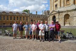 2014 07 27 Oxford Tourists