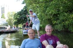 2014 07 27 Oxford Tour Punting (2)