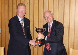Peter Bennett, 2014 Fitz Champion Golfer
