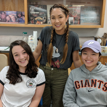 Jessica, Ariana, Gloria