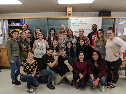 Music Therapy Students 2018