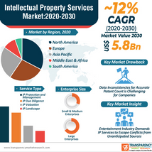 Top Trends in the Global Intellectual Property Services Market