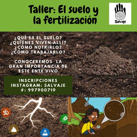 El suelo y la fertilización