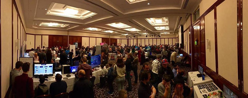 Hampshire Gaming Hub - Southampton Game Fest 2016