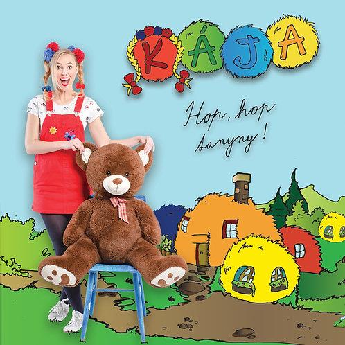 CD Kája -  Hop Hop Tanyny