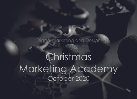 Christmas Marketing Academy
