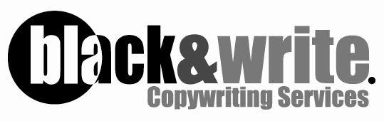 Black & Write Copywriting Services