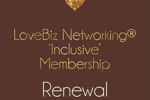 #LoveBiz Full Membership Renewal