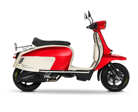 Scomadi TT200i Red/White