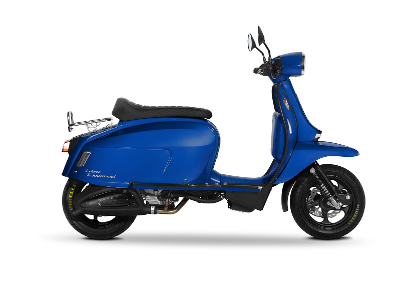 Scomadi TT200i Deep Blue