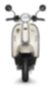 Scomadi TT200 Warm White Scooter