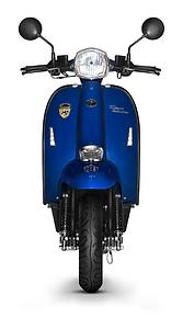 Scomadi TT200 Deep Blue Scooter