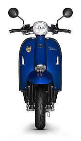 Scomadi TT200 Deep Blue Scooter