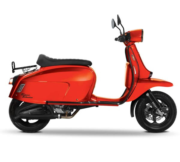 Scomadi TT125 Pearl Orange