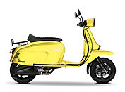 Scomadi TT125i Yellow