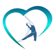 logo heart-centered healing