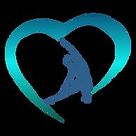 logo heart-centered healing