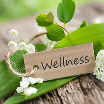 wellness and greenery