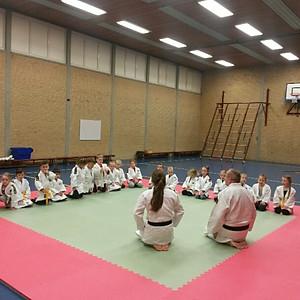 Judolessen groep 2