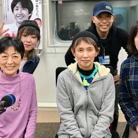 2017.12.21 KBCラジオ夕方じゃんじゃん出演