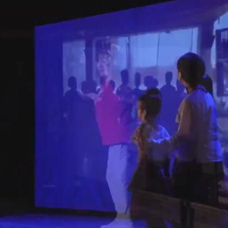 Dress for Two 嘉穂劇場 (ランウェイ)