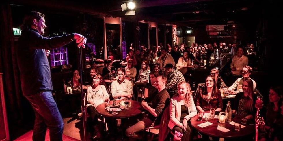Live Comedy September 24th