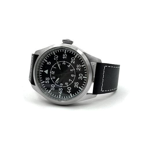 Classic 46mm Limited Edition XL Luftwaffe Pattern Military Aviators Watch