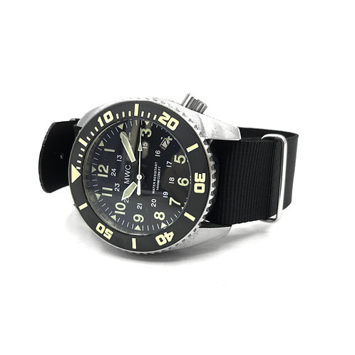 """""""Depthmaster"""" 100atm / 3,280ft / 1000m Water Resistant Military Divers Watch in"""