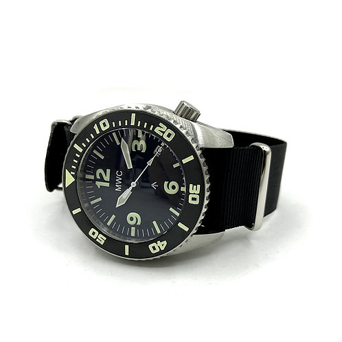 Depthmaster 100atm / 3,280ft / 1000m Water Resistant Military Divers Watch