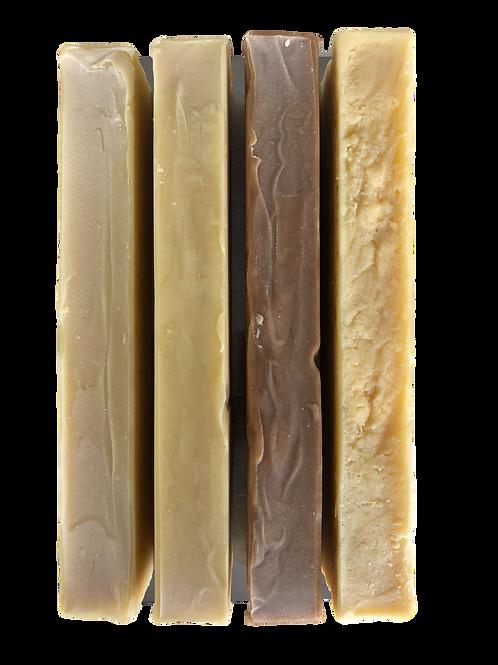 Shampoings solides tous types de cheveux enrichi à l'huile de chanvre