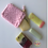 Thumbnail: Pochettes anti-gaspi pour savon 100% Coton