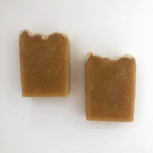 Savons pour le visage à l'huile d'argan bio et miel bio de Genève
