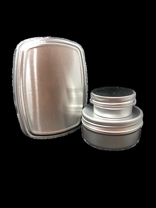 Boites en aluminium