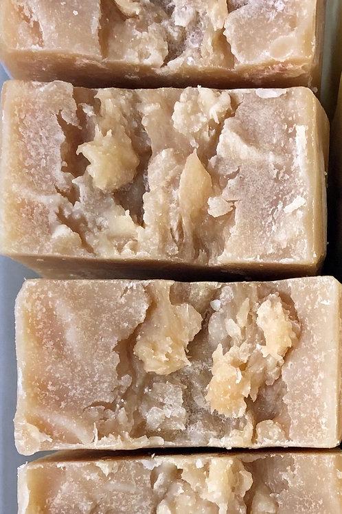 Savons extra doux au miel véritable pour le visage