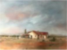 Janet Dirksen, Leeu Gamka Farmhouse