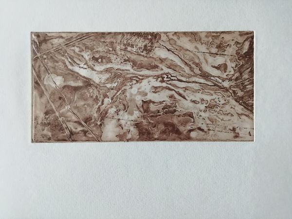 Laurel Holmes Karoo element I 25x40cm Ze