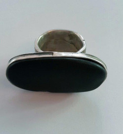 Ring  pebble from Nature's Valley WC