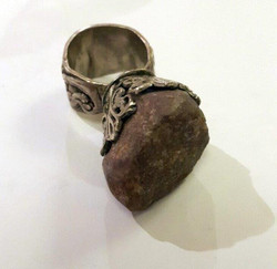 Ring stone from the Lowveld