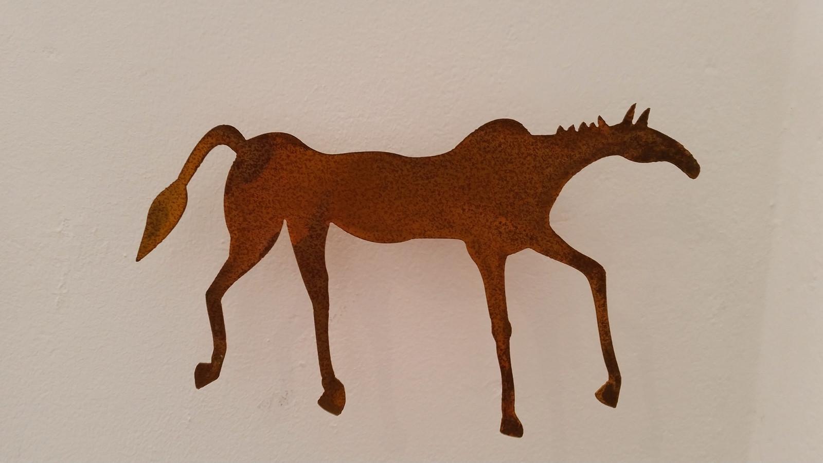 Steel Horses rust effect
