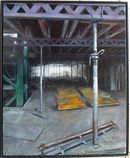 Next in Line JdK oil on ply 660 x  800 b