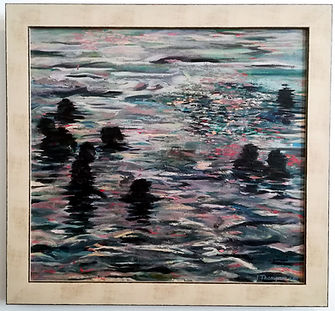 Isabel Thompson, St James Tidal Pool